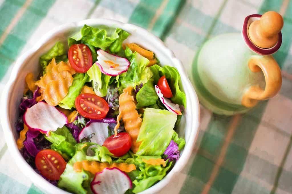 a detoxifying salad
