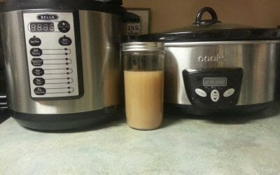 How to Make Bone Broth: Pressure Cooker vs. Crock Pot