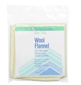 flannel cloth for castor oil packs