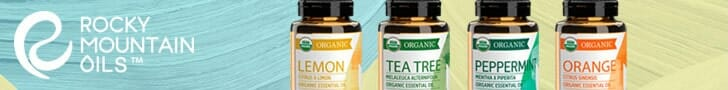rocky mountain essential oils collection