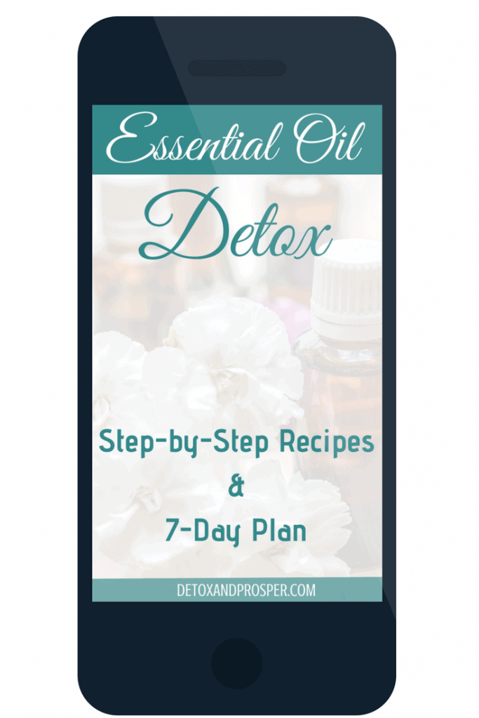 essential oil detox cover