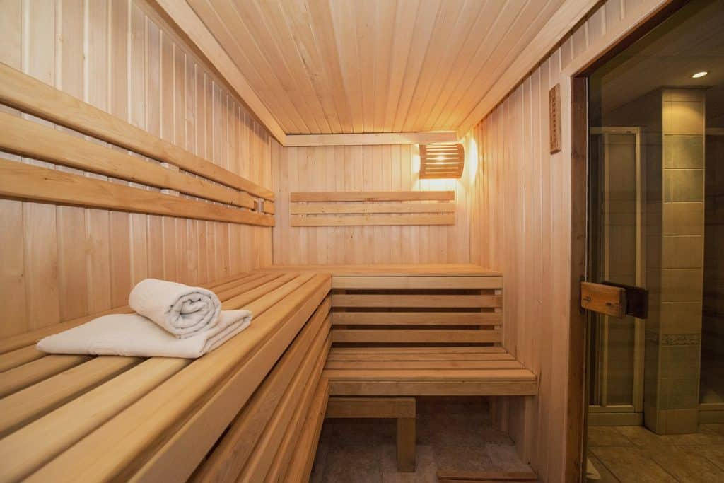 a sauna for mthfr detox