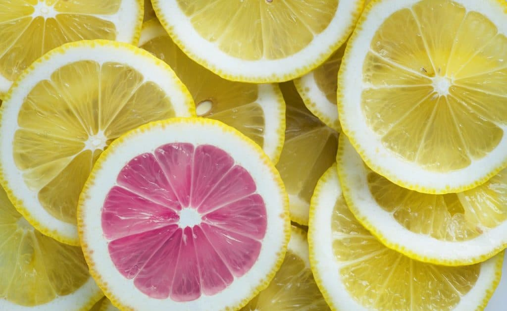 lemons and grapefruits are rich sources of vitamin C