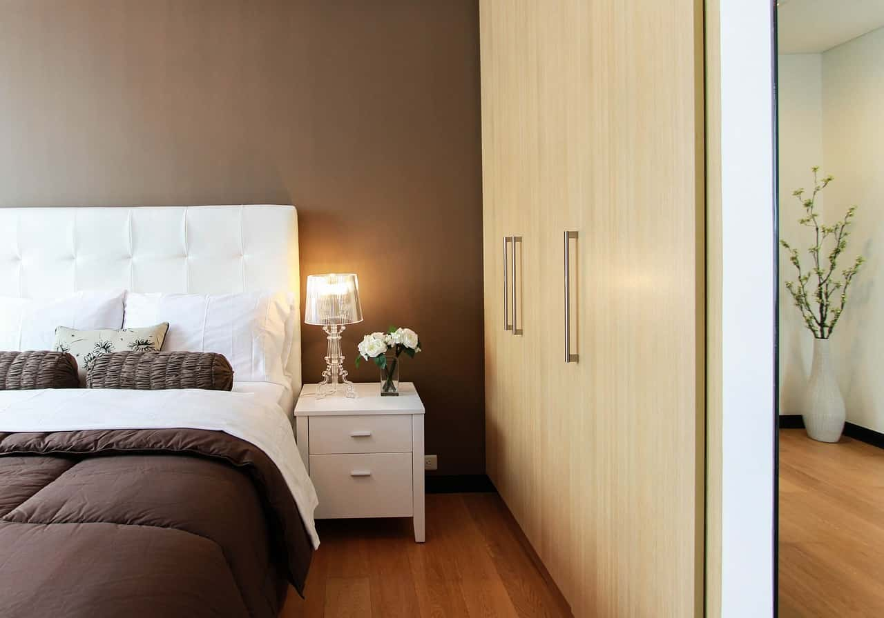 A healty, toxin free bedroom