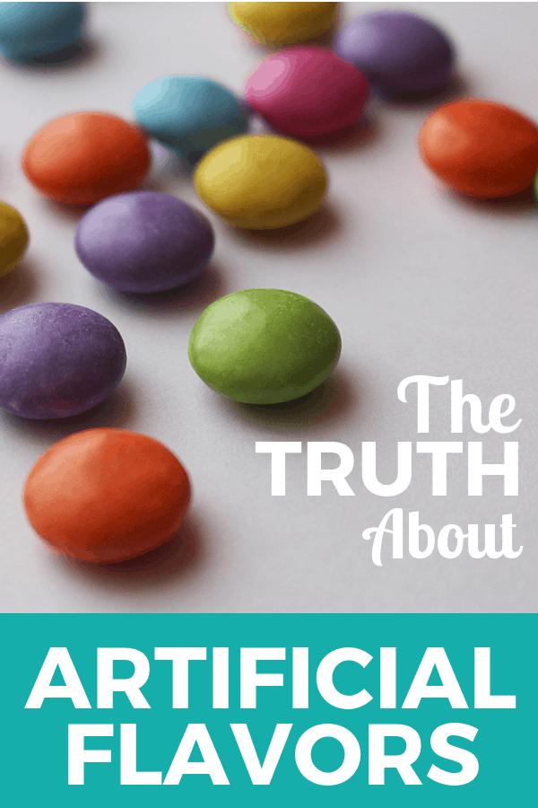 Truth about artificial flavors