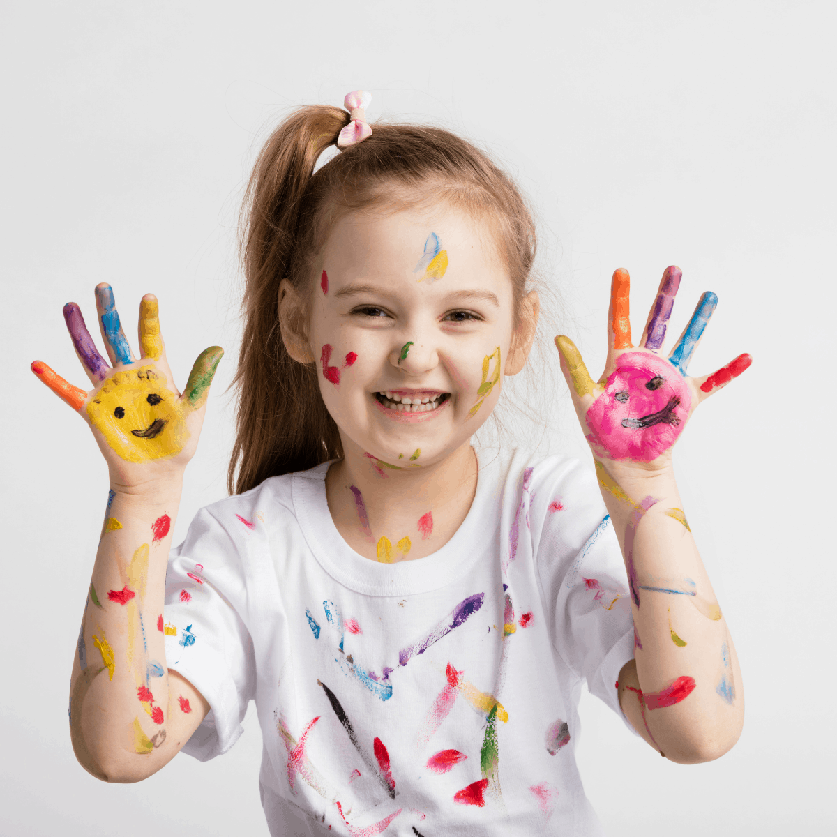 Non Toxic Finger Paint for Babies