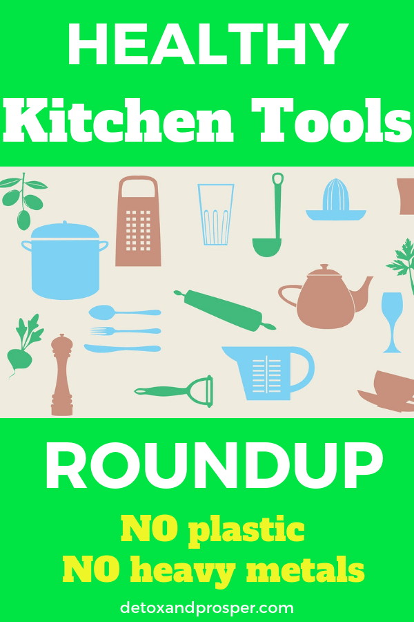 healthy non toxic cooking utensils