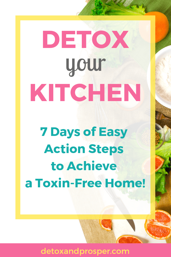How to Detox Your Kitchen Step by Step