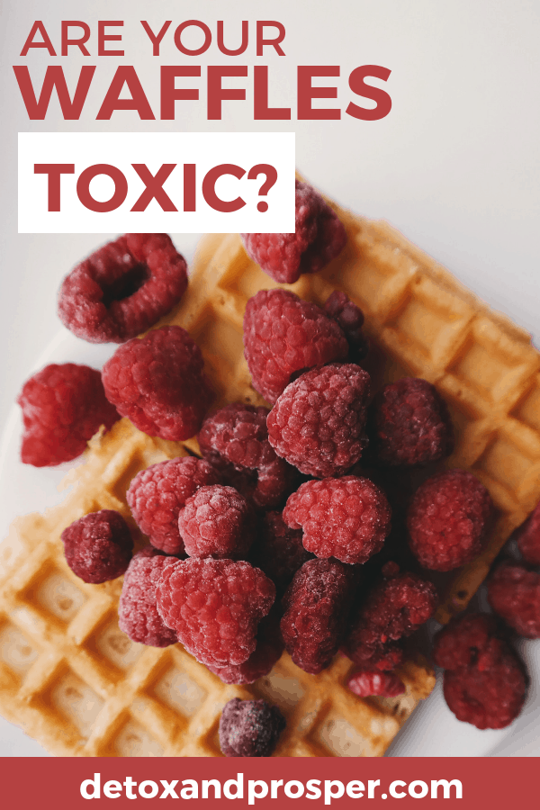 how to find non toxic waffle irons