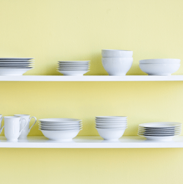 vintage dishes that might have lead