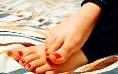Why Do Detox Foot Pads Turn Black?
