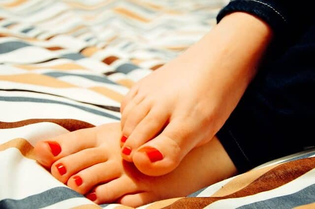 Why Do Detox Foot Pads Turn Black?
