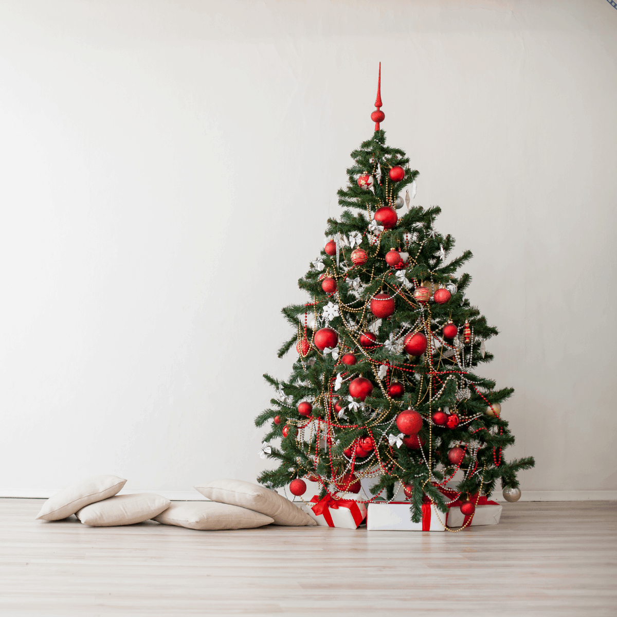 a healthy non toxic christmas tree