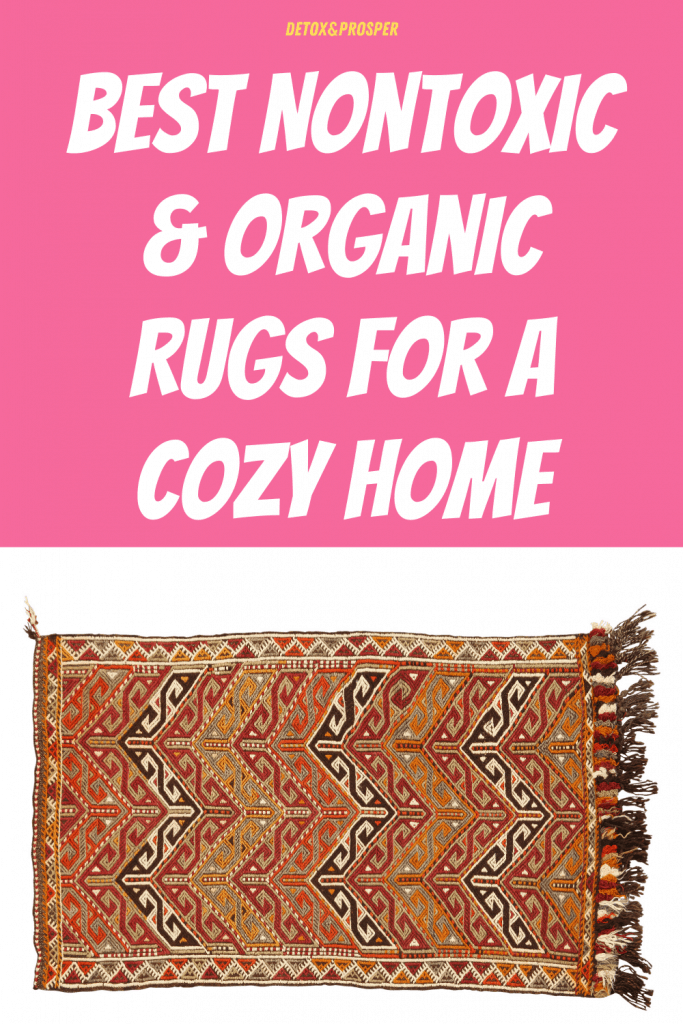 Best Organic Rugs: Top Non-Toxic Eco-Friendly Picks