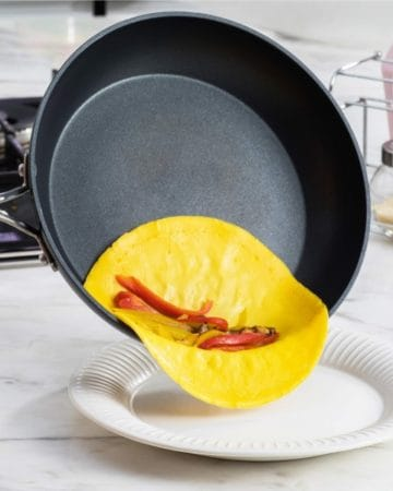 when to throw away nonstick pans
